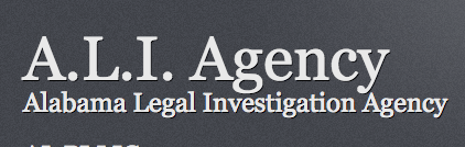 Alabama Legal Investigation Agency