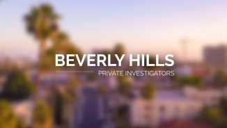 beverly hills private investigators